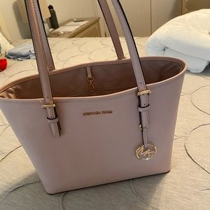 Micheal Kors bag and wallet